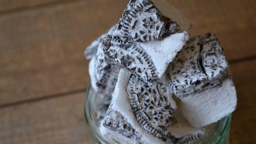 Cookies n Cream Marshmallows