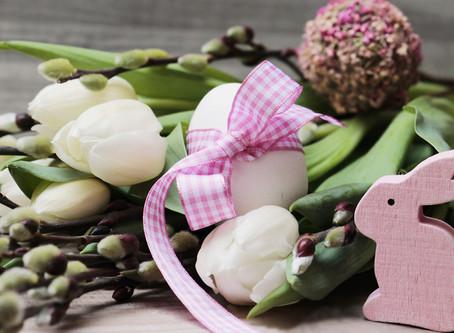El amor por los huevos en la Pascua Alemana