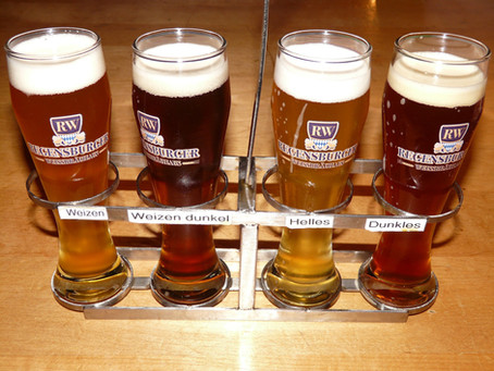 Los tipos diferentes de cerveza en Alemania