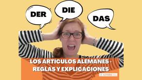 """Los artículos alemanes """"der, die, das"""" - reglas y explicaciones"""