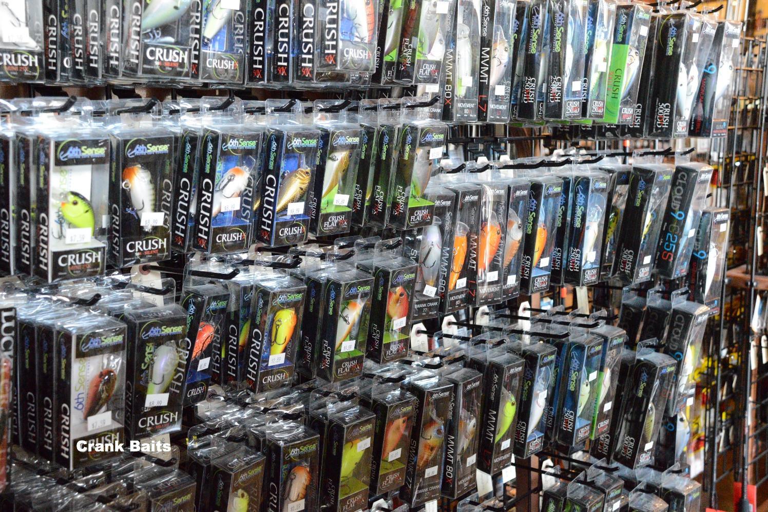 Tackle Shop | Bass Fishing Lures | Lake Pro Tackle