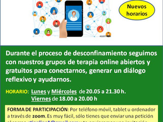 GRUPOS MULTIFAMILIARES online
