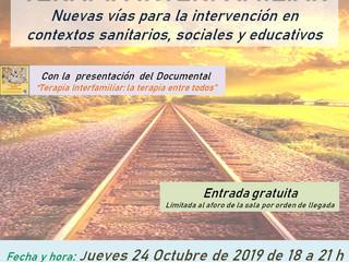 Jornada Salud Mental Elx - 24 octubre 2019: Teoría del Apego y TIF