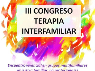 III CONGRESO TERAPIA INTERFAMILIAR