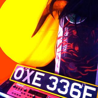 Ezekiel Ox - Past Present Future - 2014