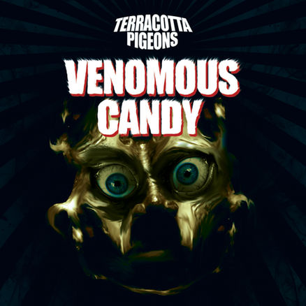 Veneomous Candy album cover 3000x3000.jp