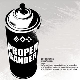 Ezekiel Ox - Proper Gander - 2016