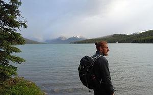 Maligne Lake, Alberta, Canada (2017)