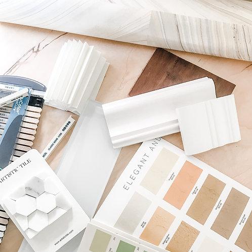 Interior Design Consultation ( 2hrs.)