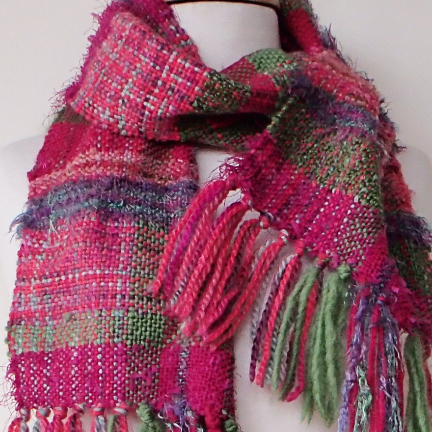 woven winter warmth