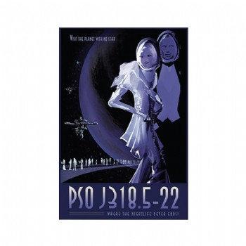 Exoplanet - PSO Nightlife Never Ends Poster