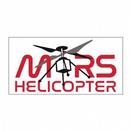 STICKER - MARS Helicopter Ingenuity