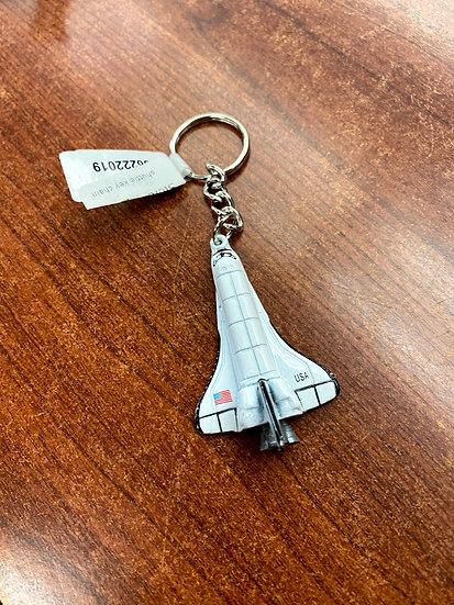 Shuttle key chain