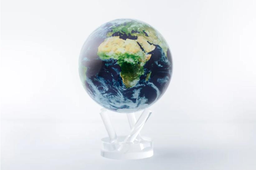 MOVA Earth Globe with Clouds