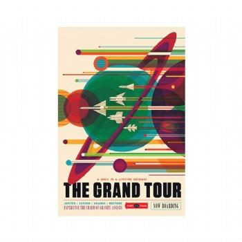 Exoplanet - The Grand Tour Poster