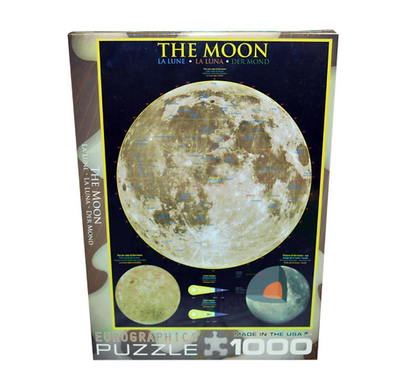Puzzle | The Moon