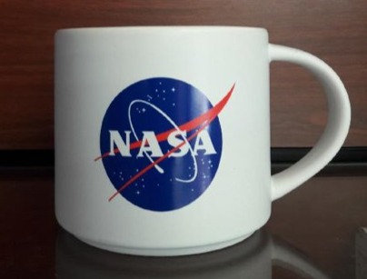 NASA Meatball Mug 16OZ