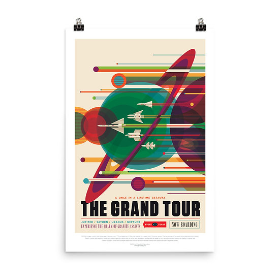 Grand Tour Poster (24x36)