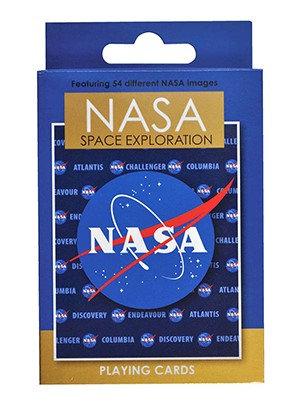 NASA Playing Cards