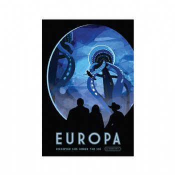 Exoplanet - Europa Poster