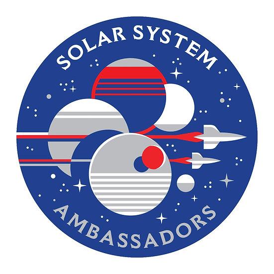 Solar System Ambassador Patch