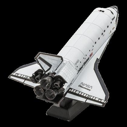 Space Shuttle Metal