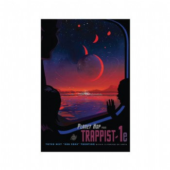 Exoplanet - Planet Hop from Trappist-1e Poster