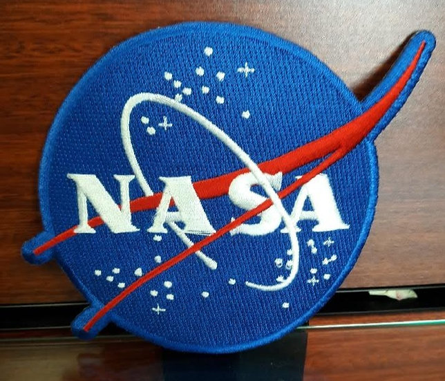 Patch - NASA Meatball 4.5""