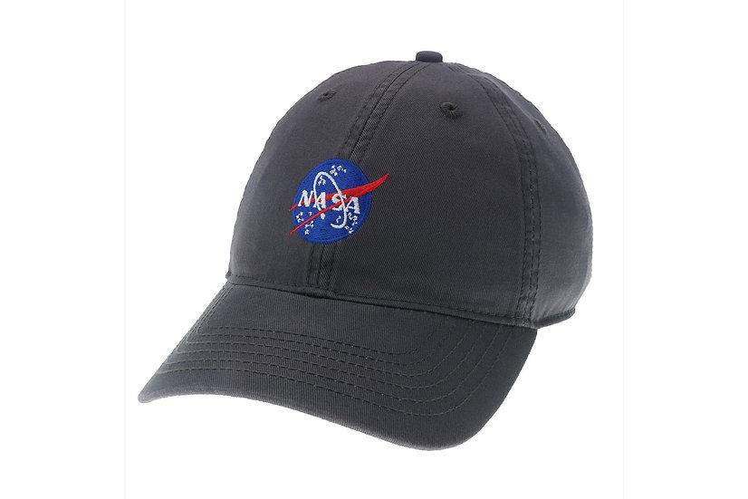 NASA Dark Gray Cap