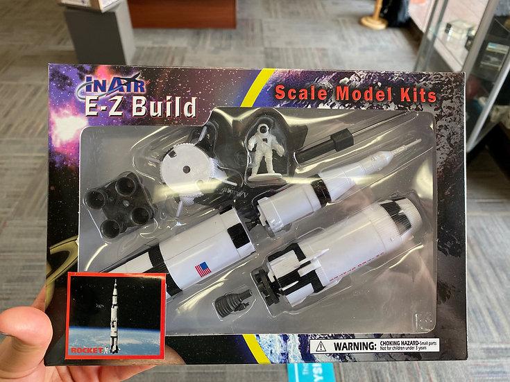 EZ Build Saturn Rocket Model #IN-SPSR
