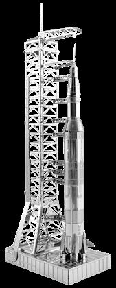Apollo Saturn V W/Gantry Metal