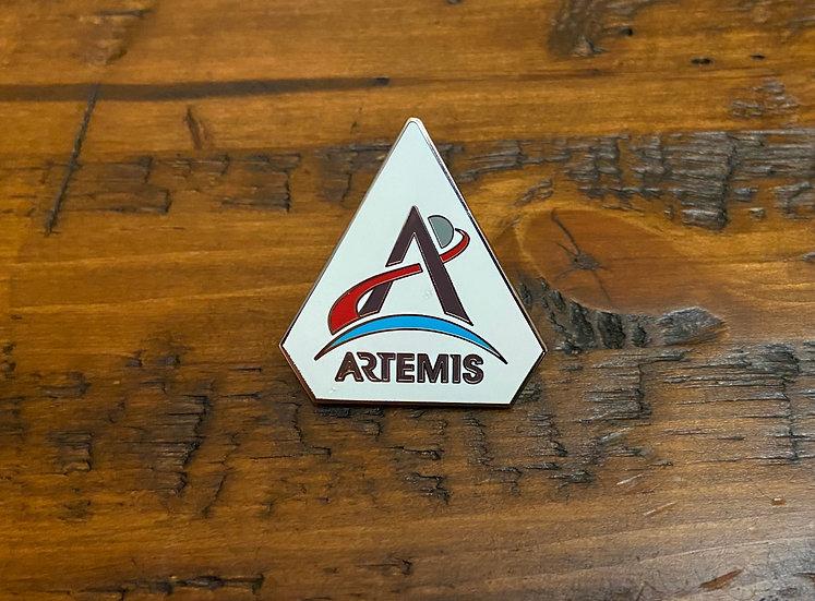 Lapel Pin - Artemis