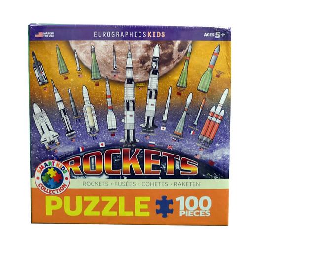Puzzle | Rockets