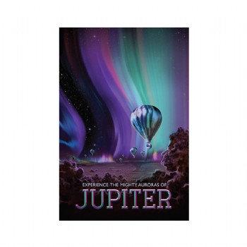Exoplanet - Jupiter  Poster