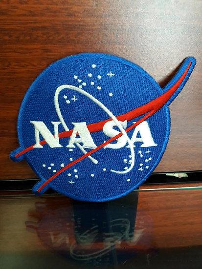 "NASA Patch 3"""