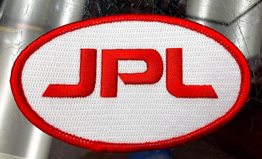 Patch - JPL in Oval