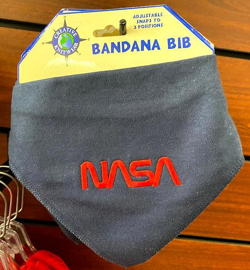 NASA Navy Blue Bib