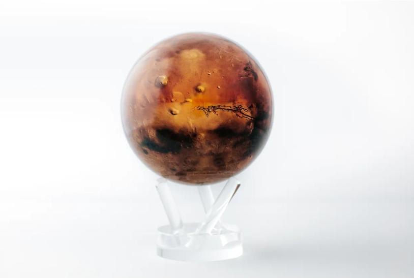 MOVA Mars Globe