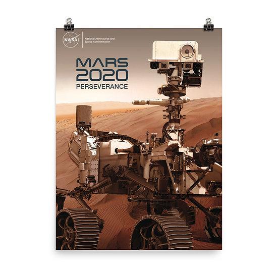 POSTER - MARS 2020 Perseverance