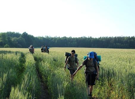 Tábornická výprava do Brd (12.6.-14.6.)