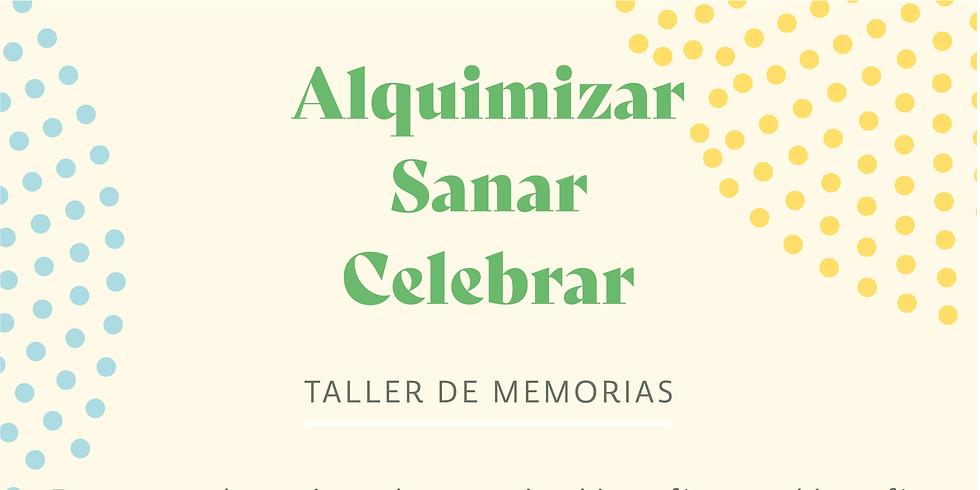 PROXIMAMENTE Taller de Memorias 2021