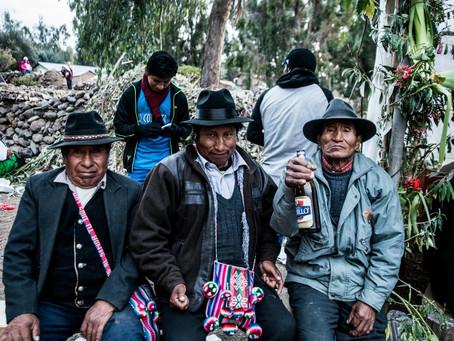 Matrimonio Quechua in Perù