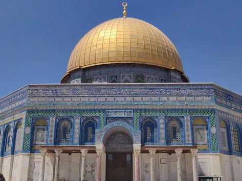 Storia di un 'non pellegrinaggio' a Gerusalemme