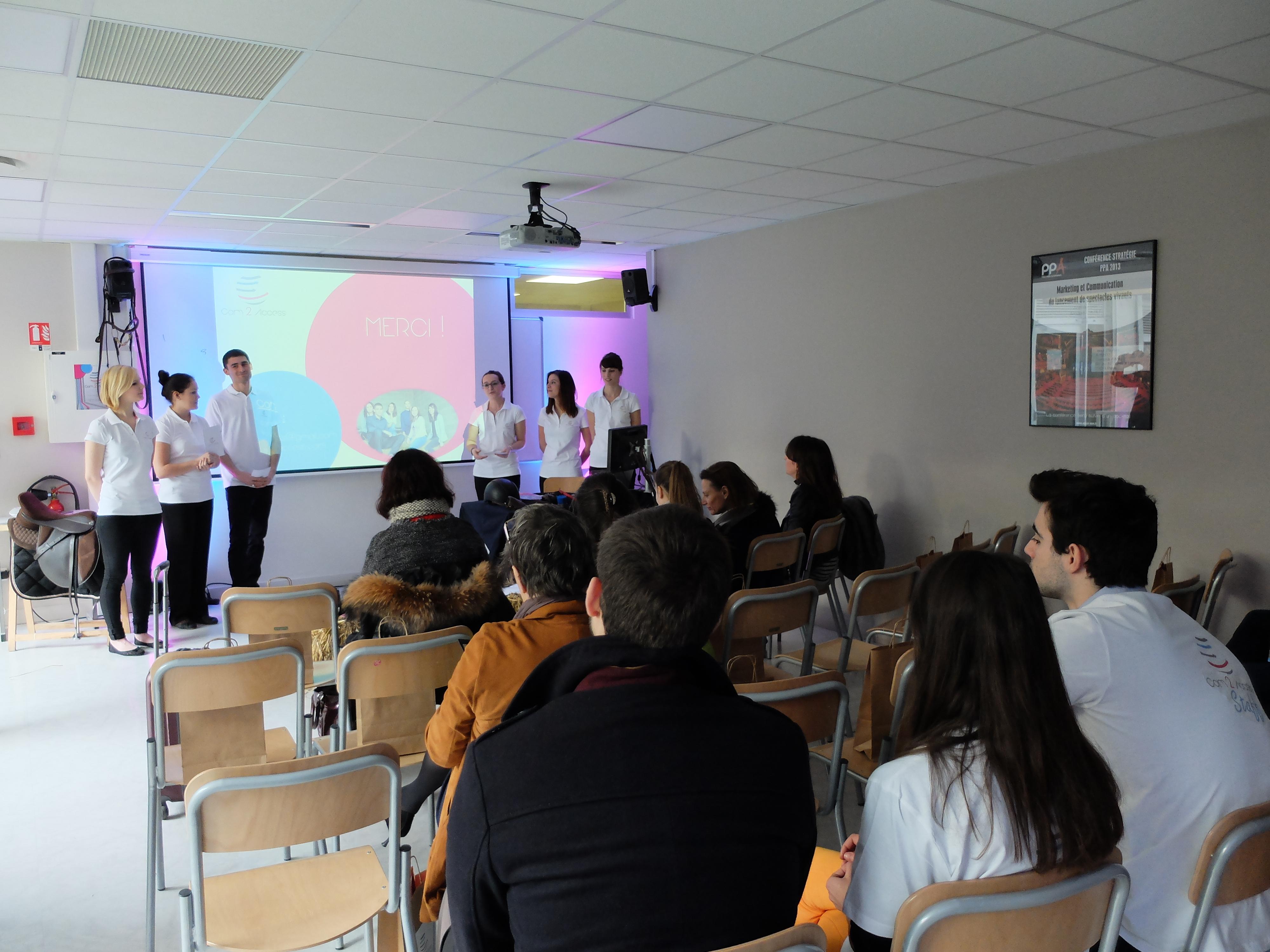 C2A - Conférence de presse