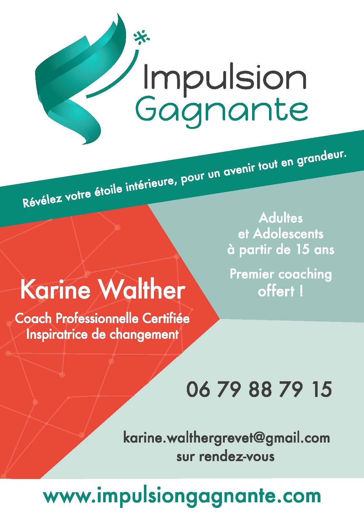 KARINE WALTHER - Impulsion Gagnante
