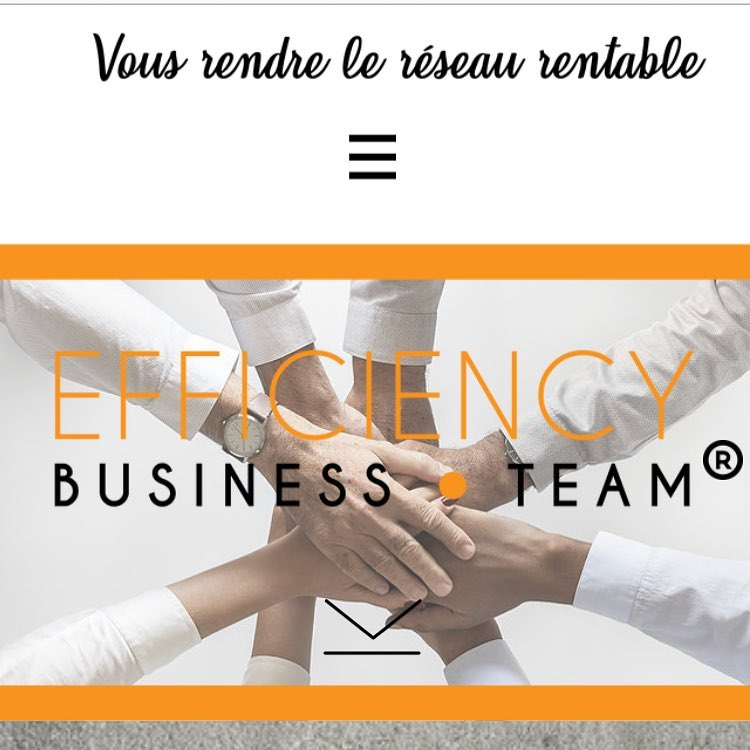 Efficiency Business Team