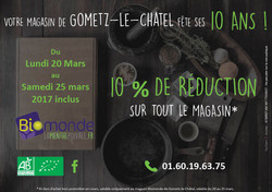 La Menthe Poivrée - Biomonde