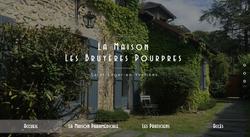MAISON DES BRUYÈRES POURPRES