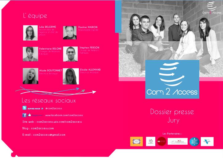 C2A - Dossier de présentation 2014