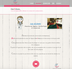 C2A - Site web 2015